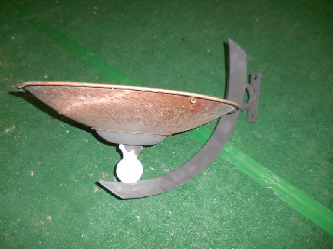 Copper Bird Bath - 2