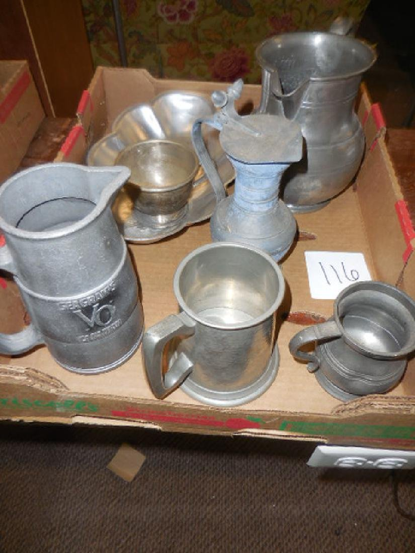 Pewter Lot