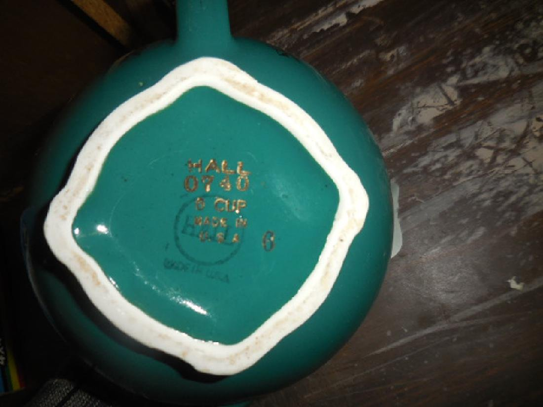 Hall Teapot 0740 - 3