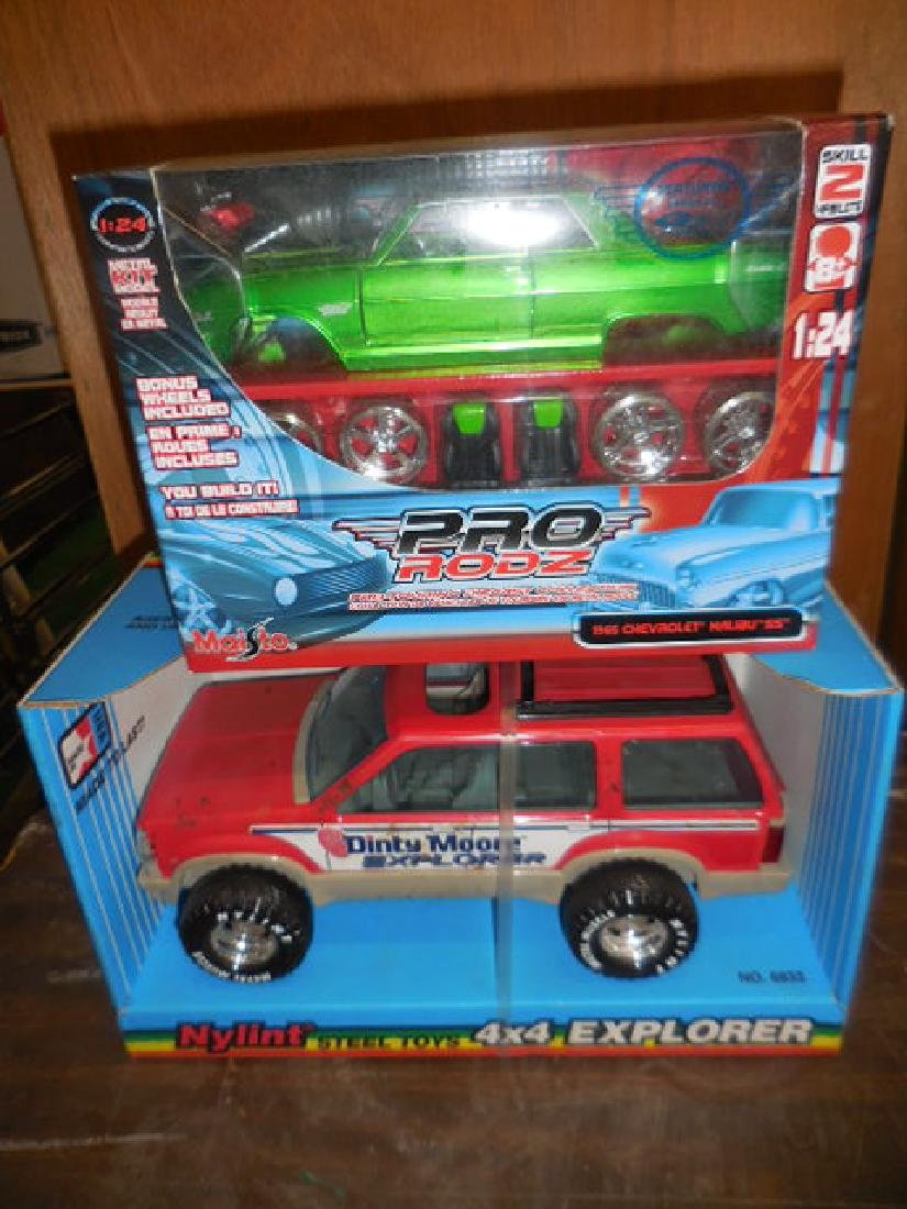 Nylint Toy Explorer