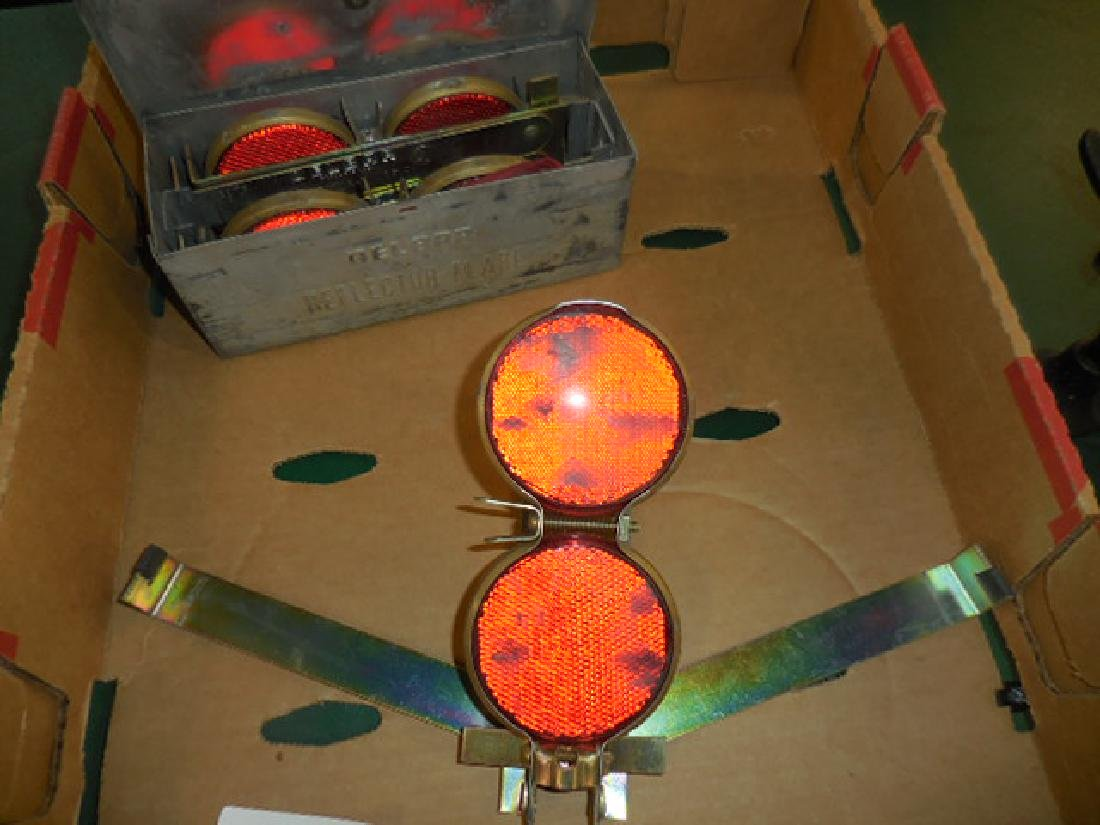 Delbar Reflector Flares