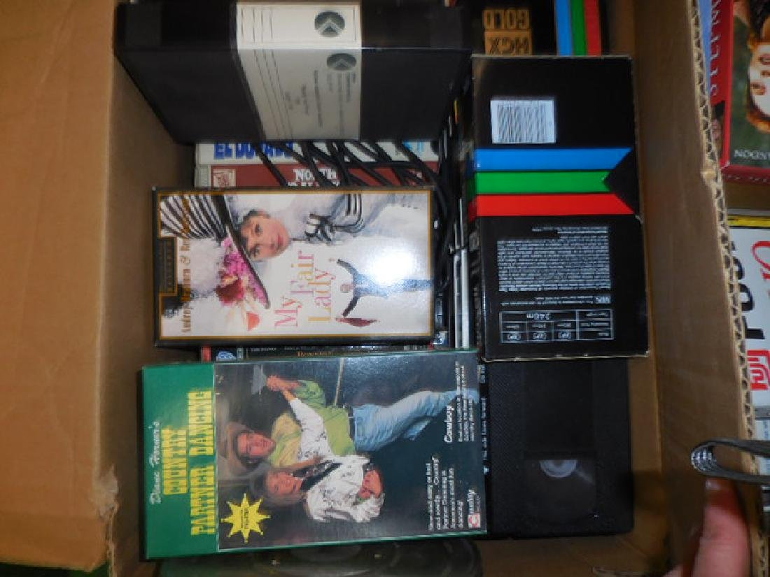 VHS Tapes - 3