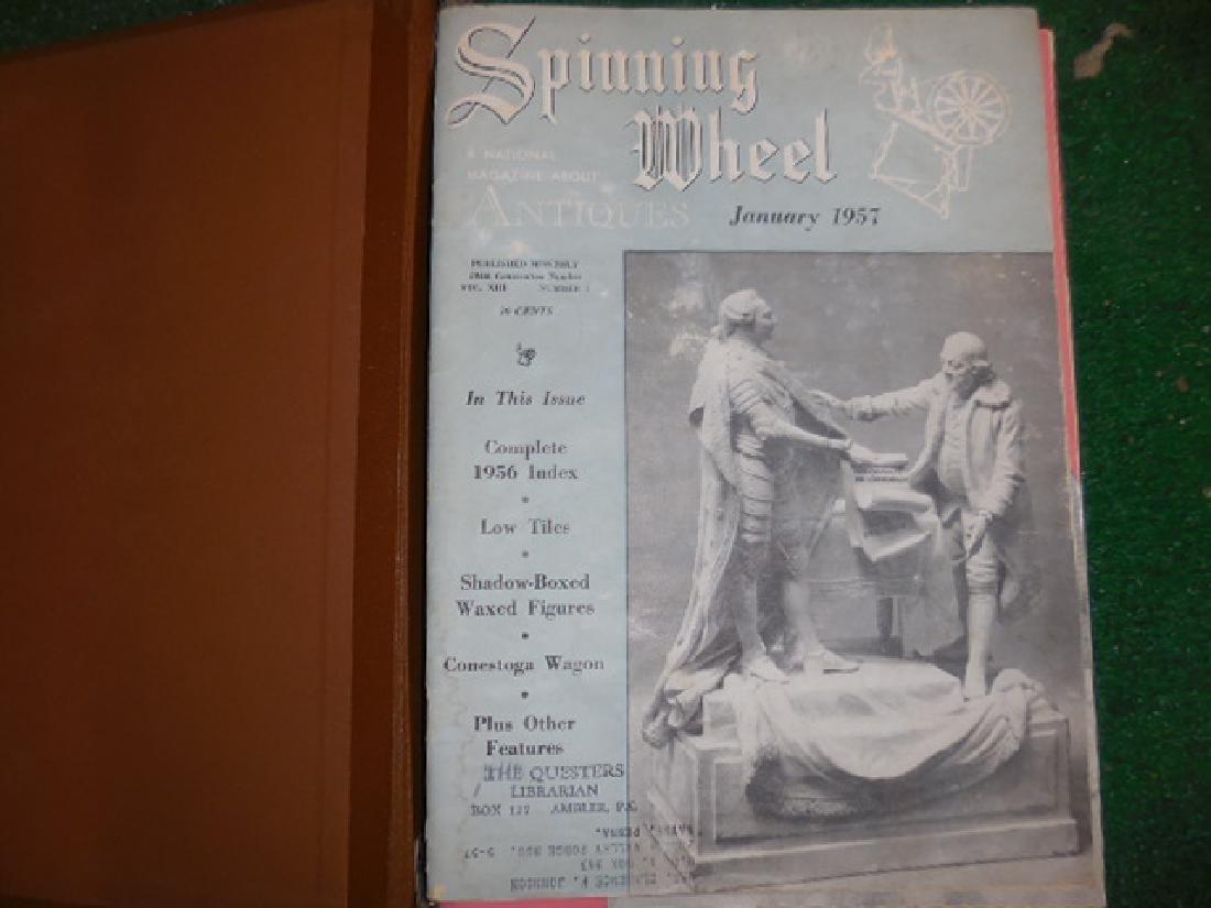 Spinning Wheel Books - 2