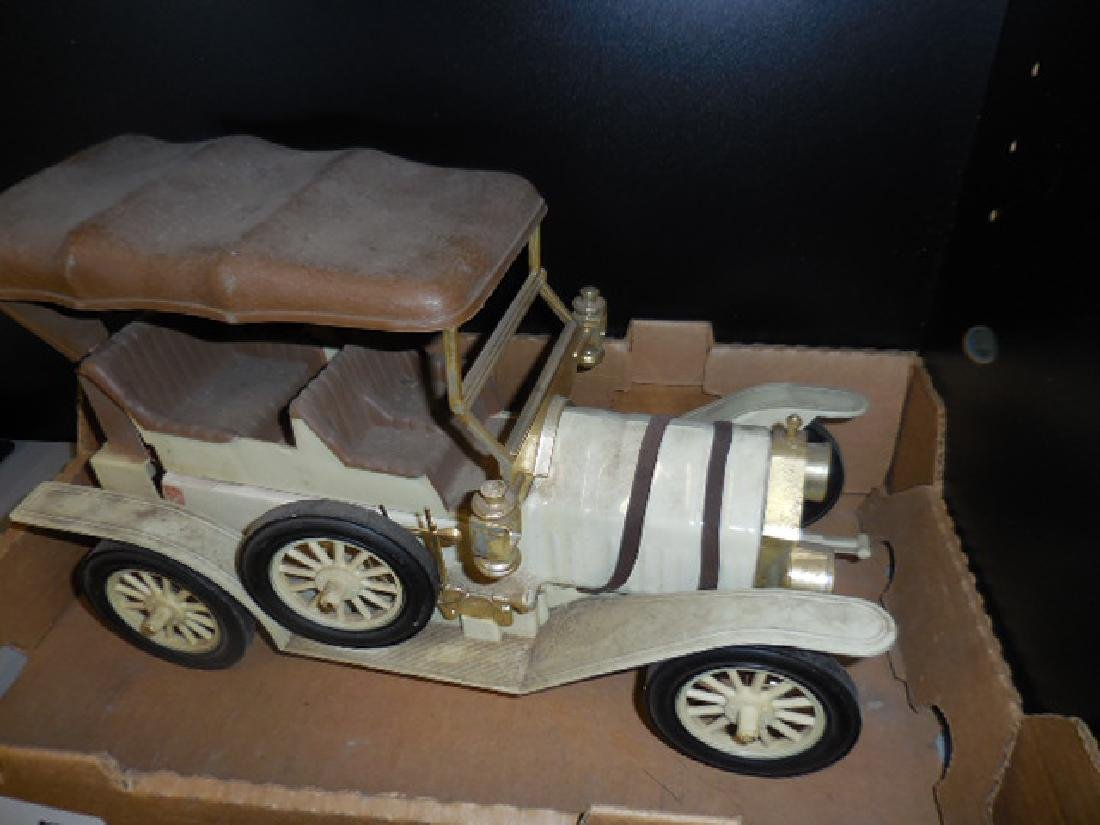 Vintage Car Decanter