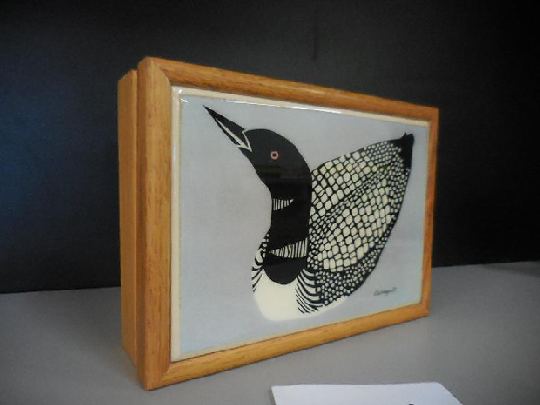 Duck Jewelry Box