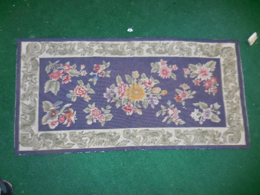 Needlepoint Rug Runner