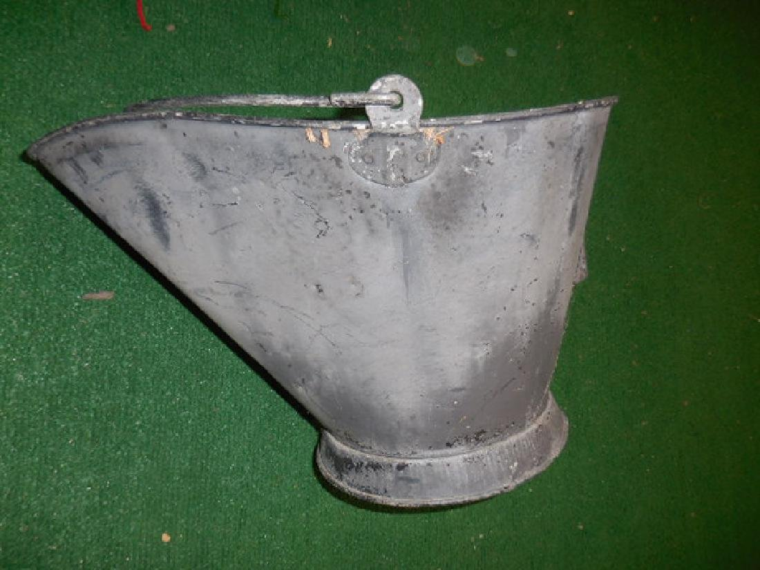 Galvanized Buckets - 2