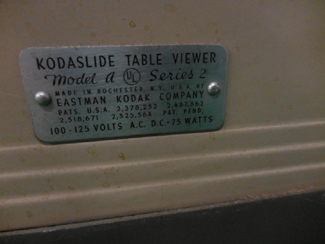 Kodaslide Table Viewer - 4