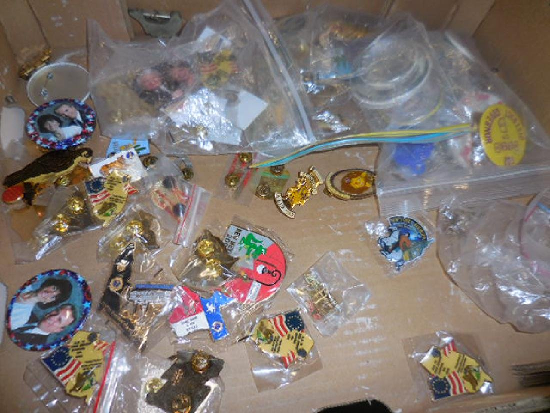 Misc. Lot of Pins