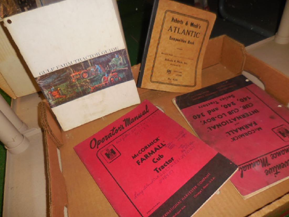 Farmall Manuals