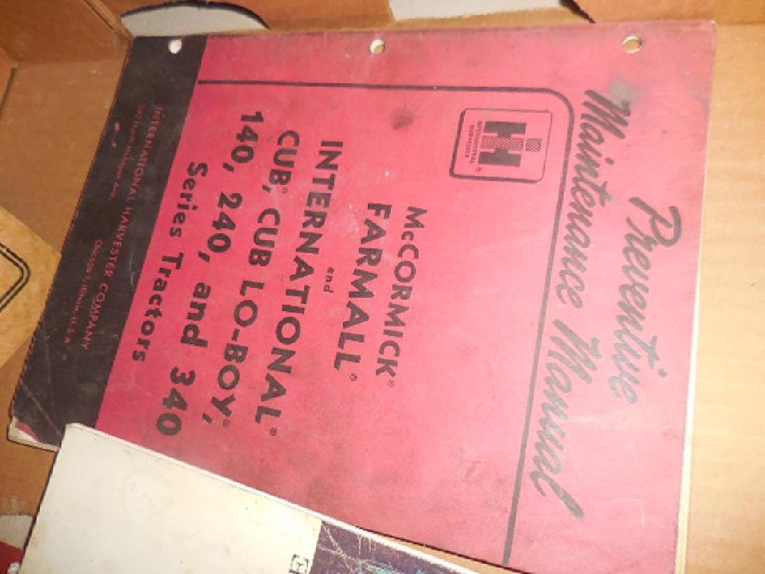 Farmall Manuals - 2