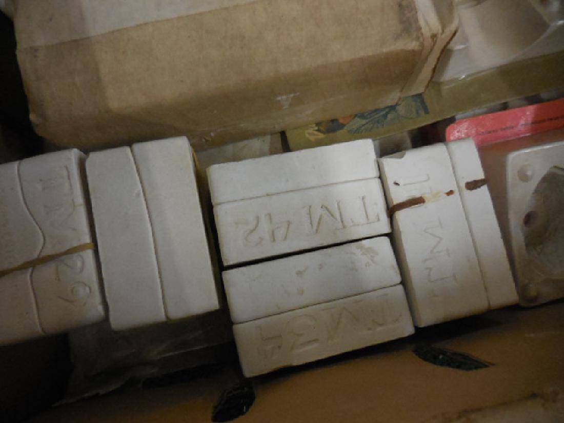 Lot of Molds - 2