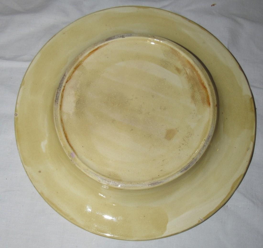 2 Majolica Plates - 5