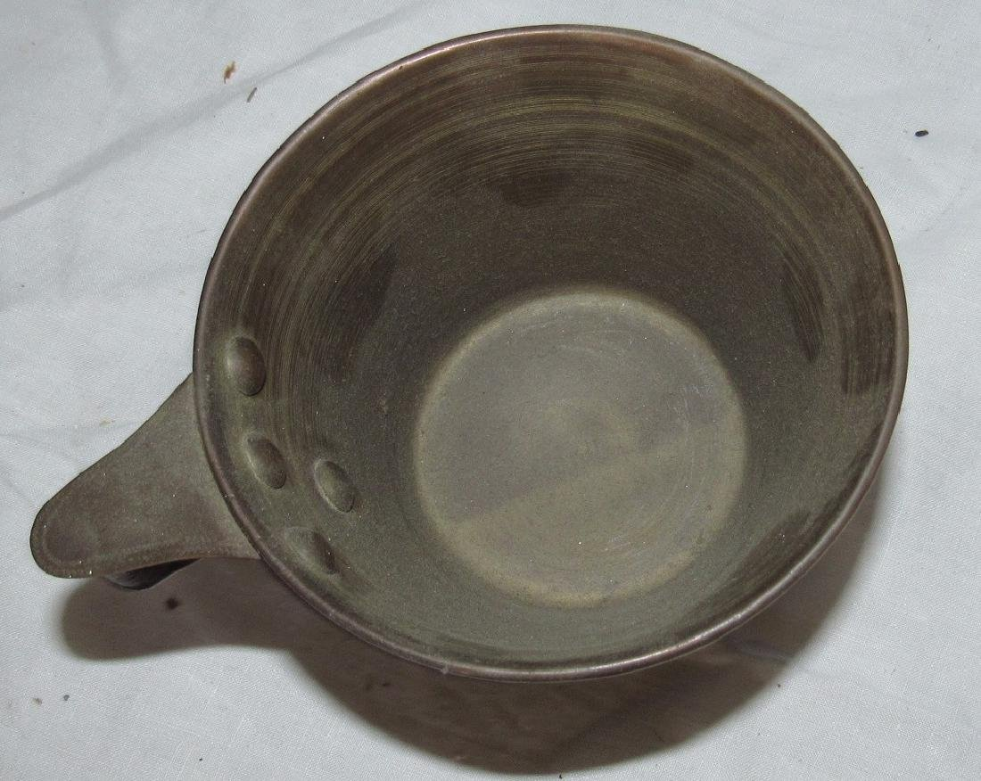Embossed Ox / Cow Copper Cup - 4