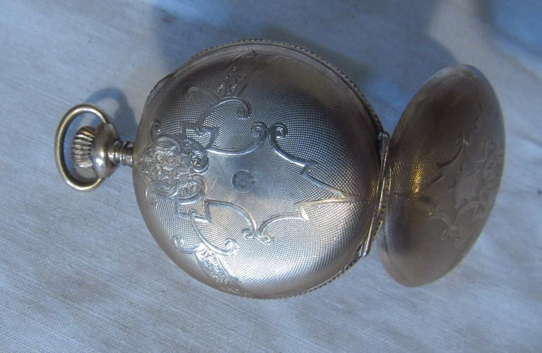 Waltham 20 Year Case Pocket Watch - 2