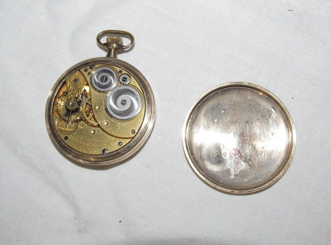 Elgin Pocket Watch w/ 20 Year Case - 3