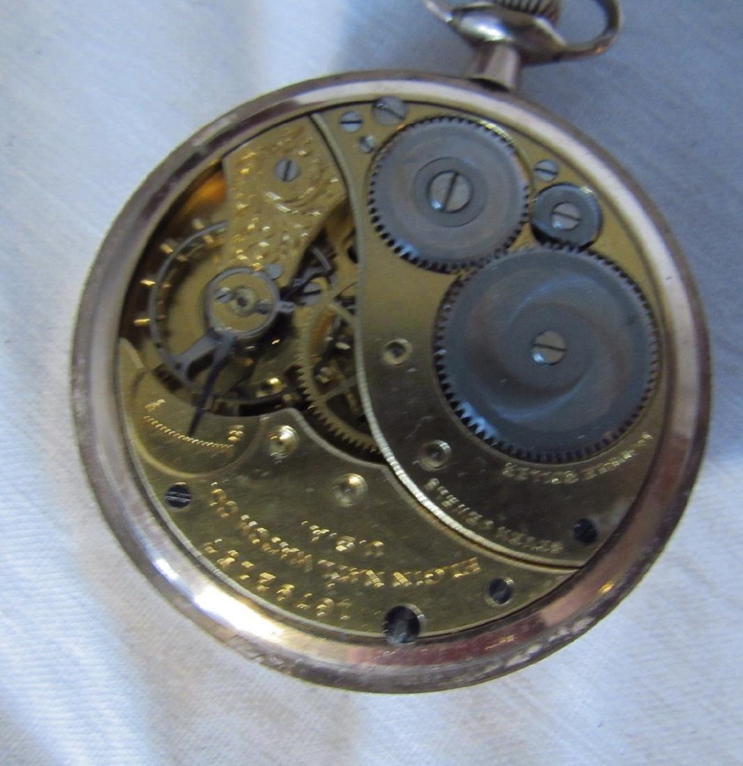Elgin Pocket Watch w/ 20 Year Case - 5