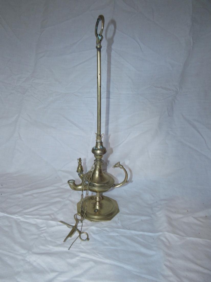 Brass Genie Lamp