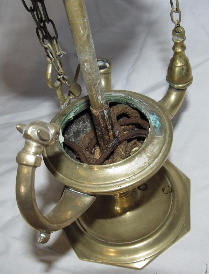 Brass Genie Lamp - 7