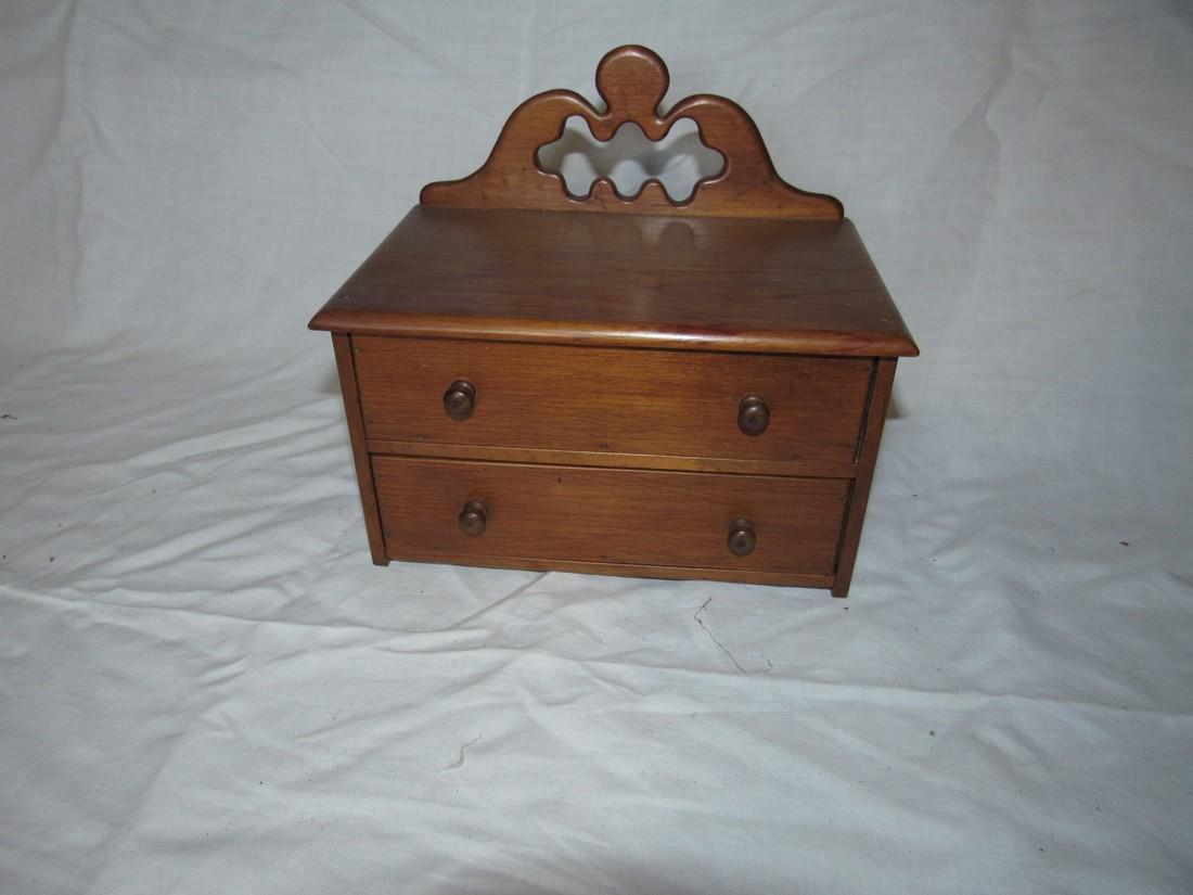 Jewelry Box / Doll Dresser