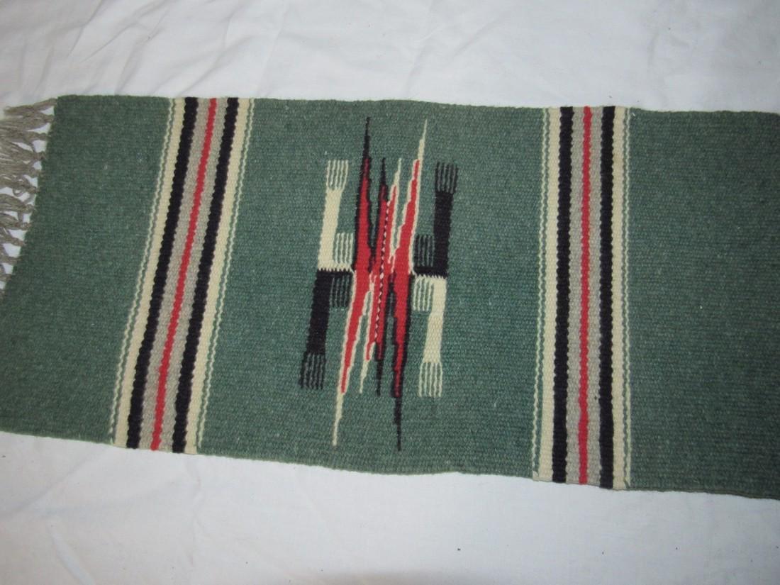 Miniature Indian Rug / Blanket - 2