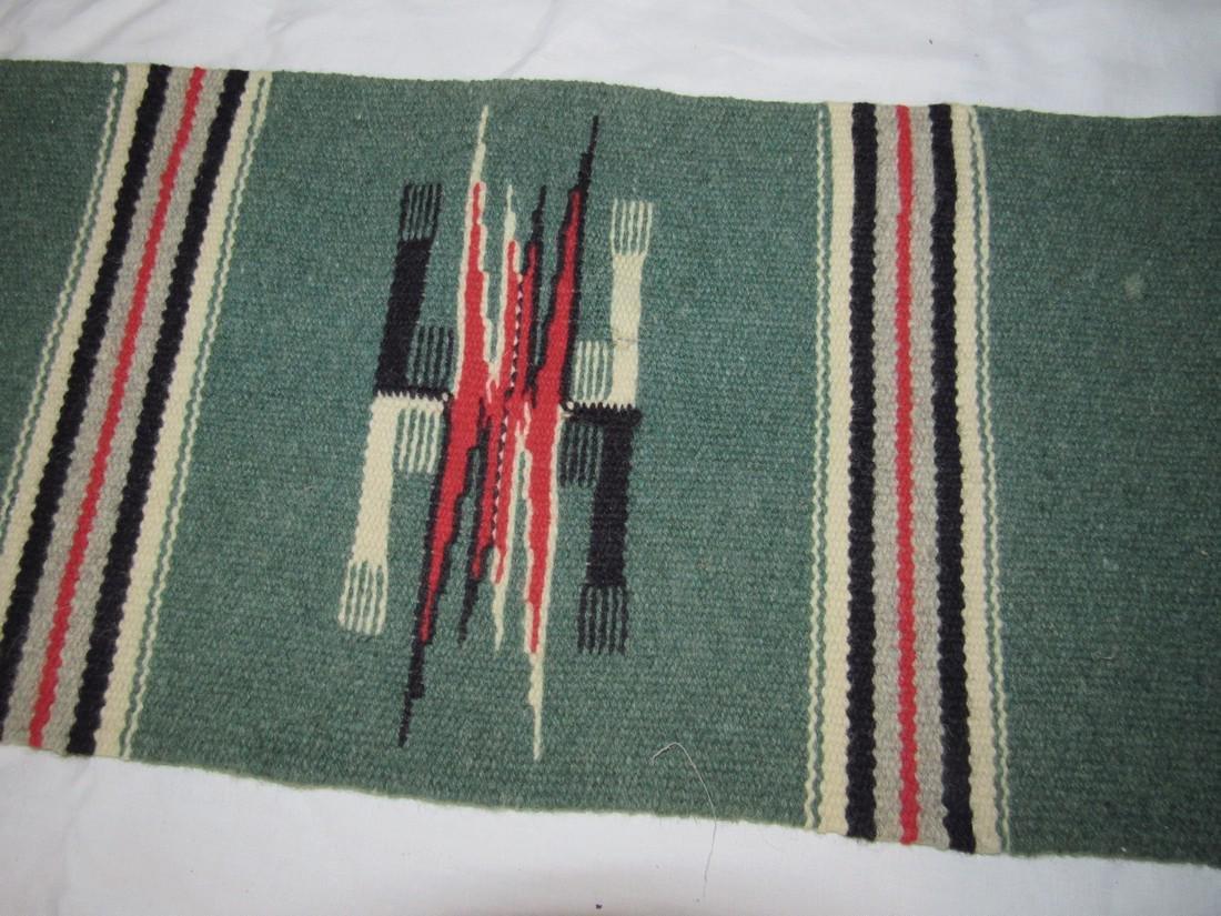 Miniature Indian Rug / Blanket - 3