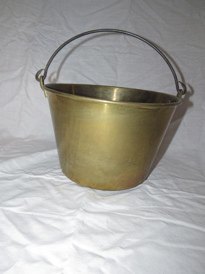 Brass Pail