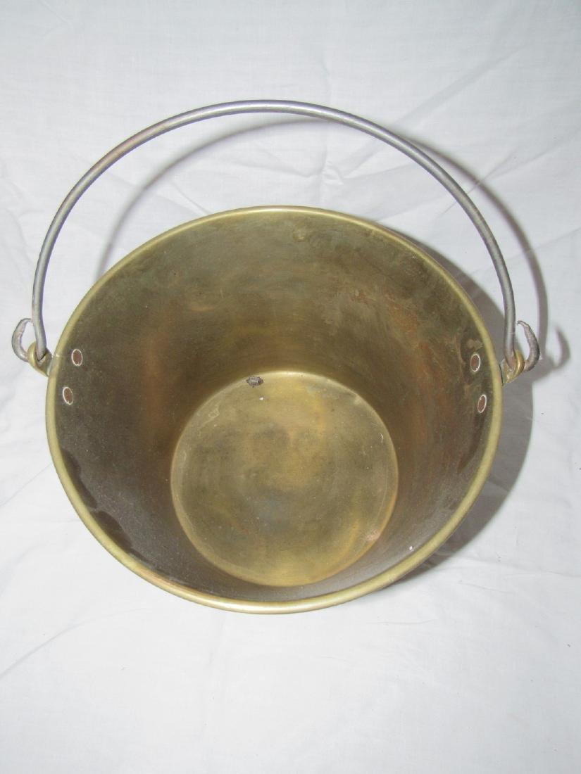 Brass Pail - 2