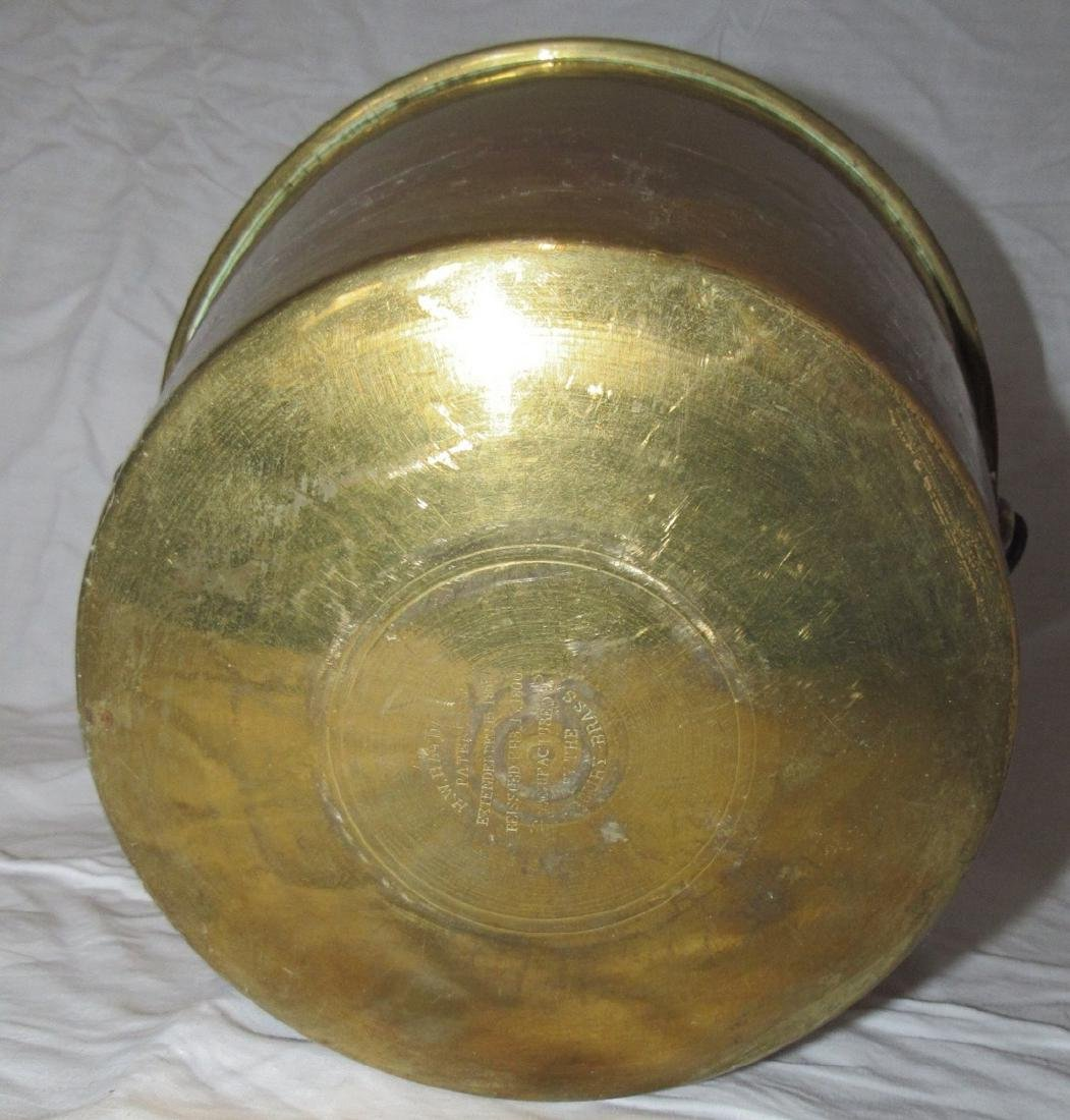 Brass Pail - 3