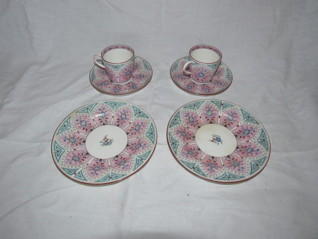 Mintons Cups Saucers & Plates
