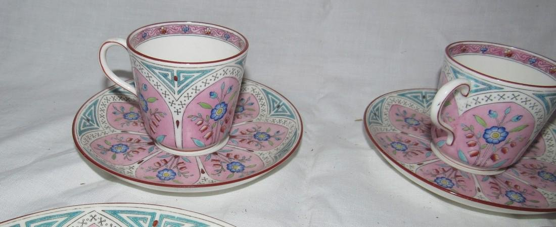 Mintons Cups Saucers & Plates - 2