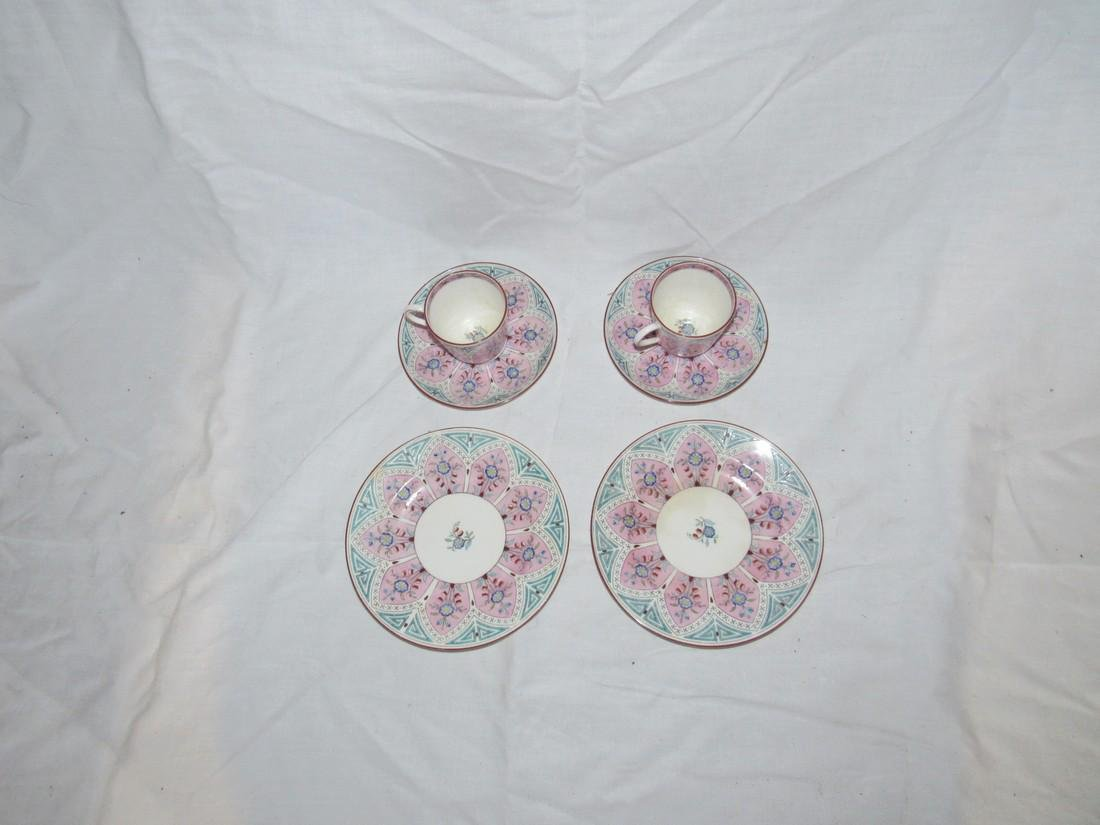 Mintons Cups Saucers & Plates - 3
