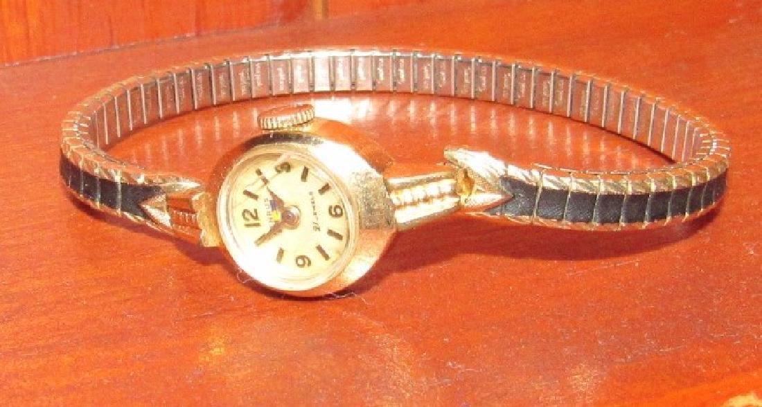 Gold Filled Benrus Ladies Watch