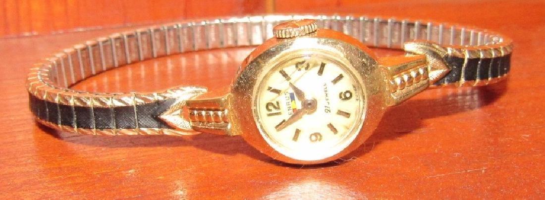 Gold Filled Benrus Ladies Watch - 2