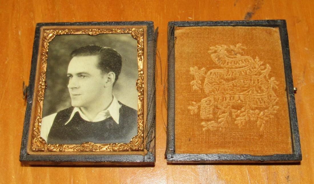 Daguerreotype Case