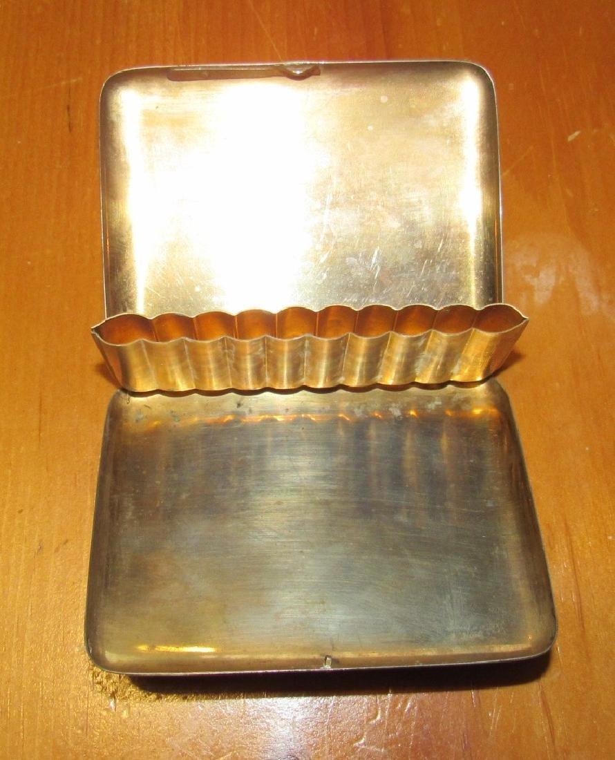 Nickel Silver Klever Kase Cigarette Case - 3