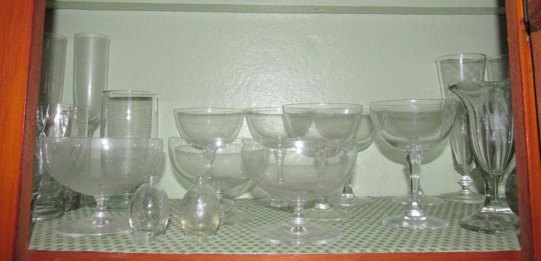 Lot of Glassware - 3