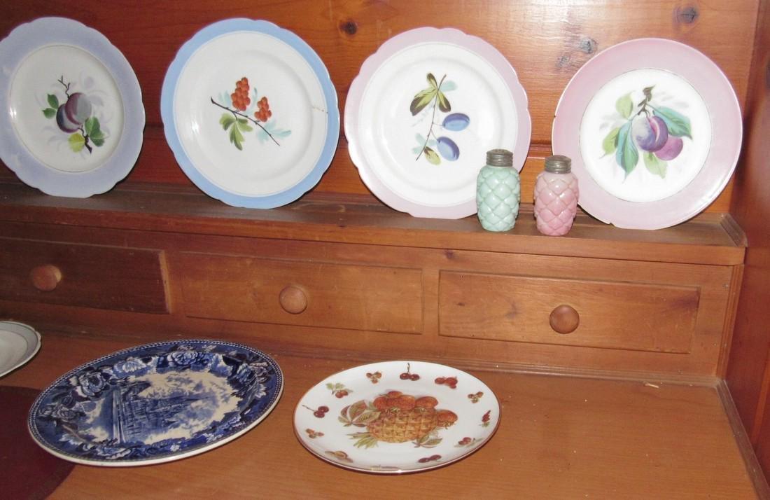 Misc Plates Bavaria Condiment Tray - 6