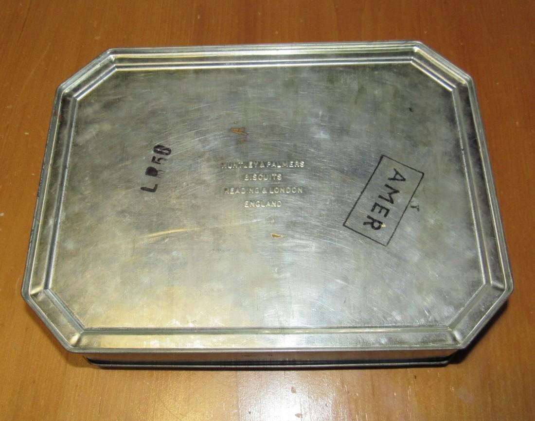 Huntley & Palmer Bisquit Tin - 2