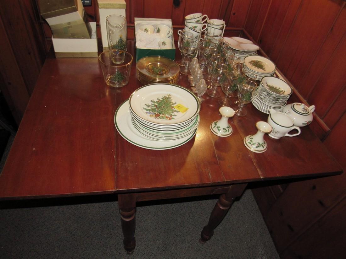 Drop Leaf Table - 4