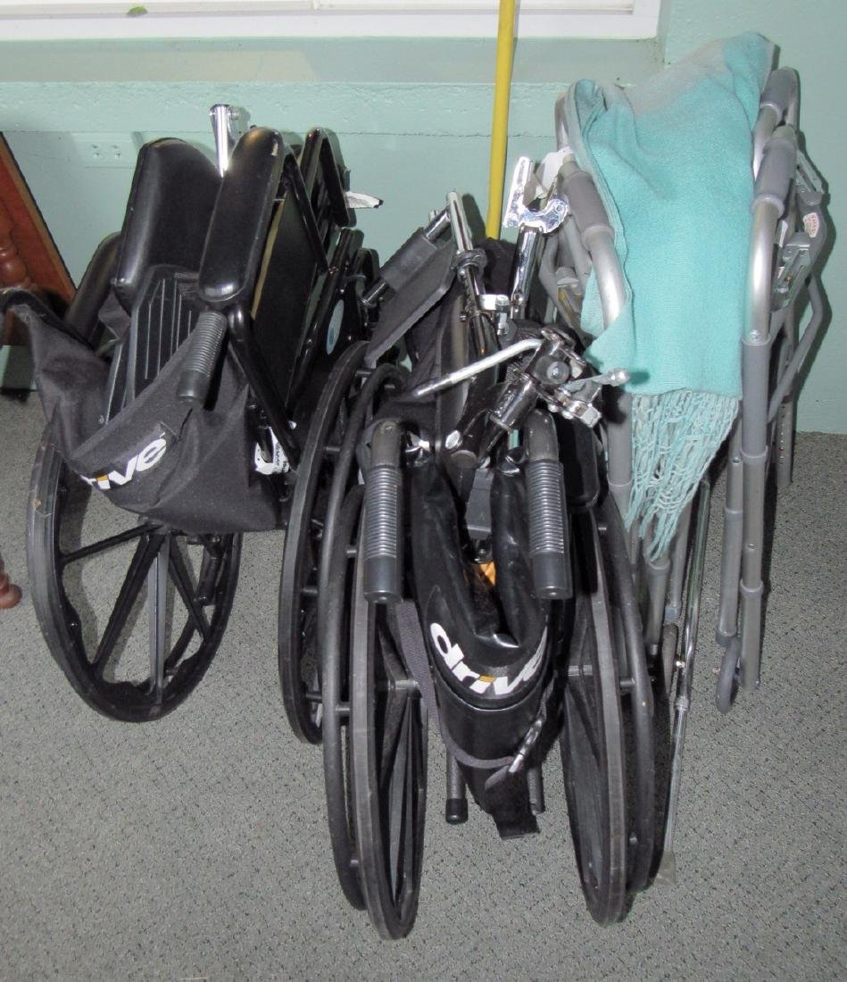Drive Wheelchairs & Walkers