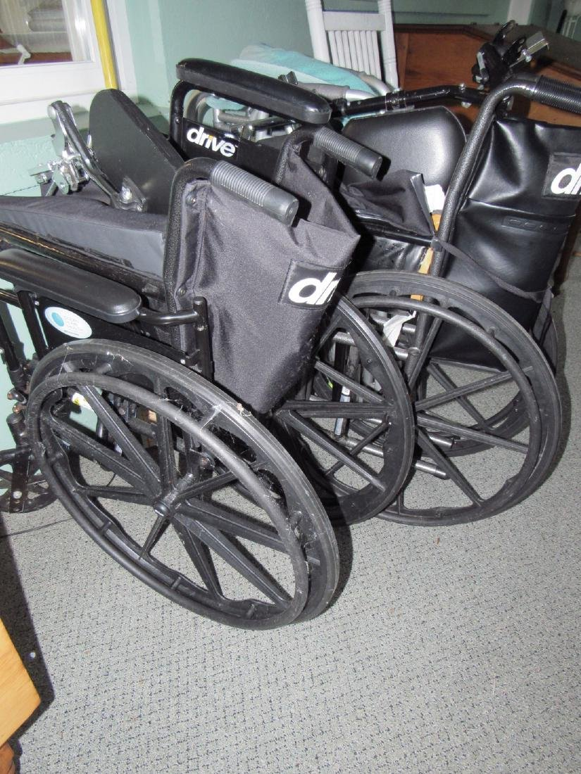 Drive Wheelchairs & Walkers - 2