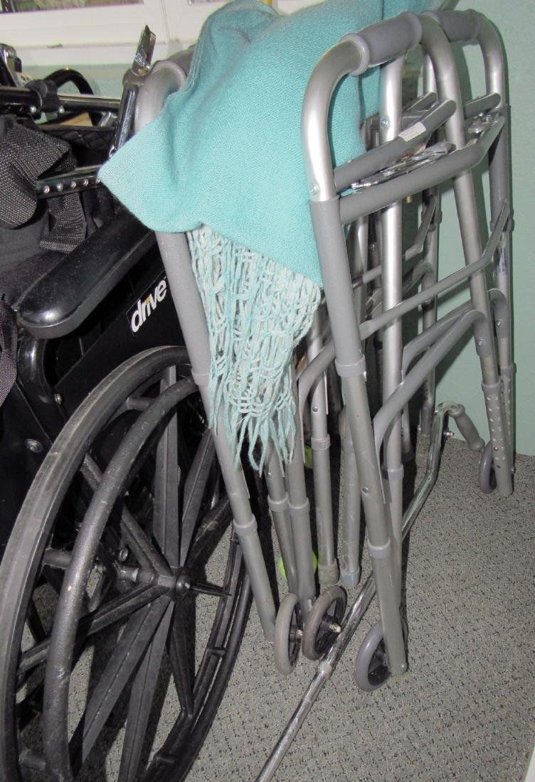 Drive Wheelchairs & Walkers - 3