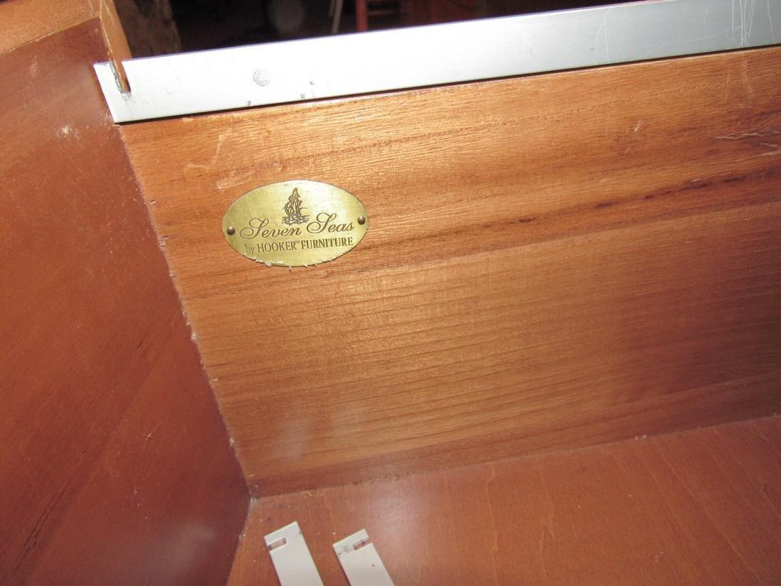 Seven Seas Hooker Furniture 2 Drawer Dresser - 4