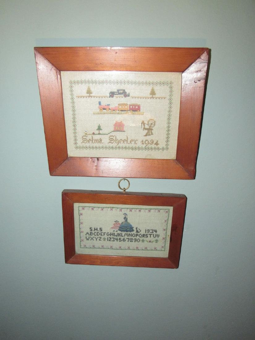 Needlepoints Samplers