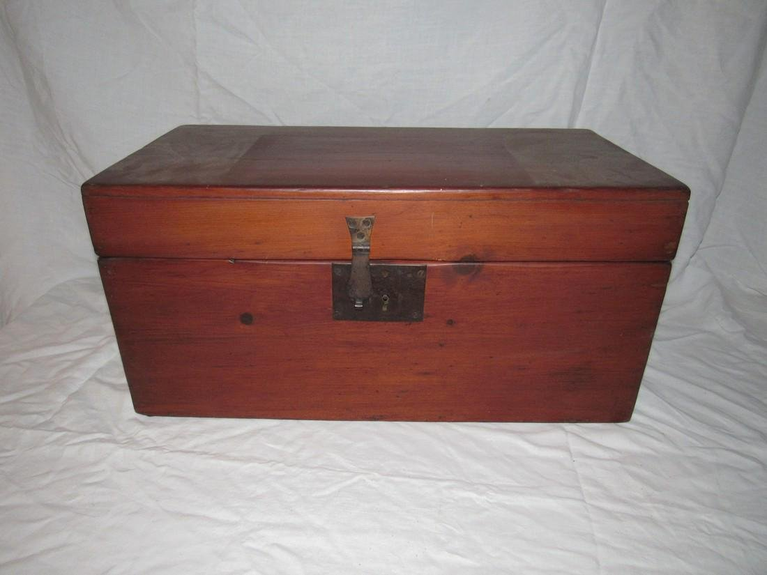 Wood Chest / Art Box