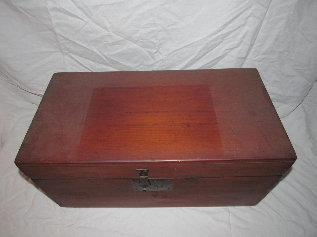 Wood Chest / Art Box - 2