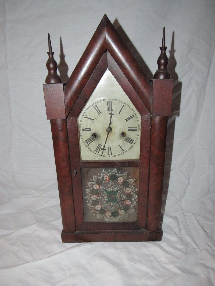 Cathedral Mantle Clock