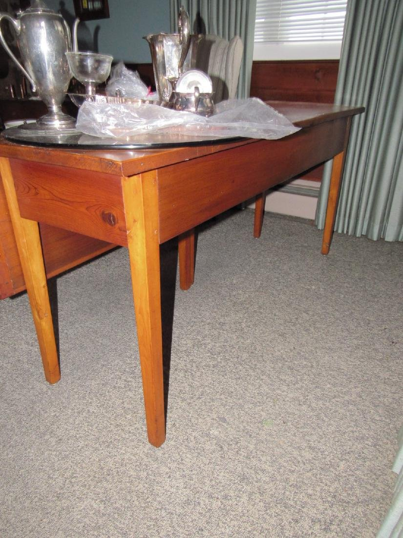 Drop Leaf Table - 3