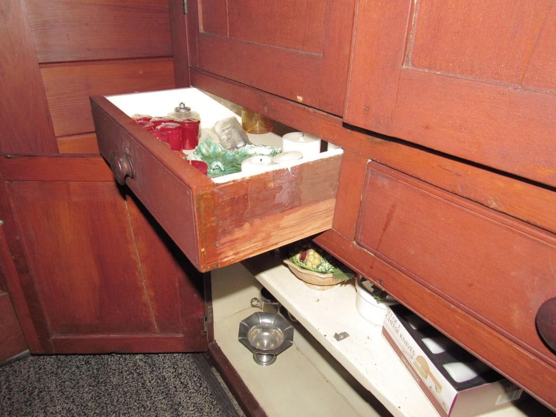 4 Door Cupboard - 4